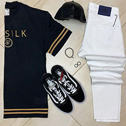 Outfit Essential Gold