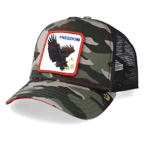 Cappello Camo Freedom