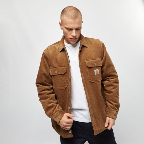 Camicia - Whitsome Brown - Carhartt