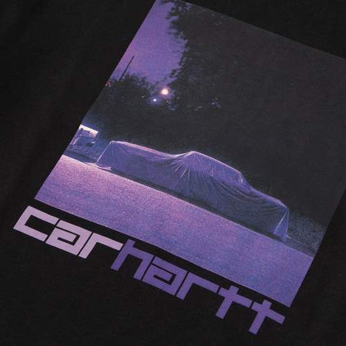 T-Shirt - Car Black - Carhartt wip