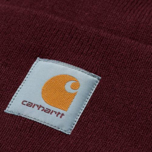 Beanie - Bordeaux - Carhartt wip