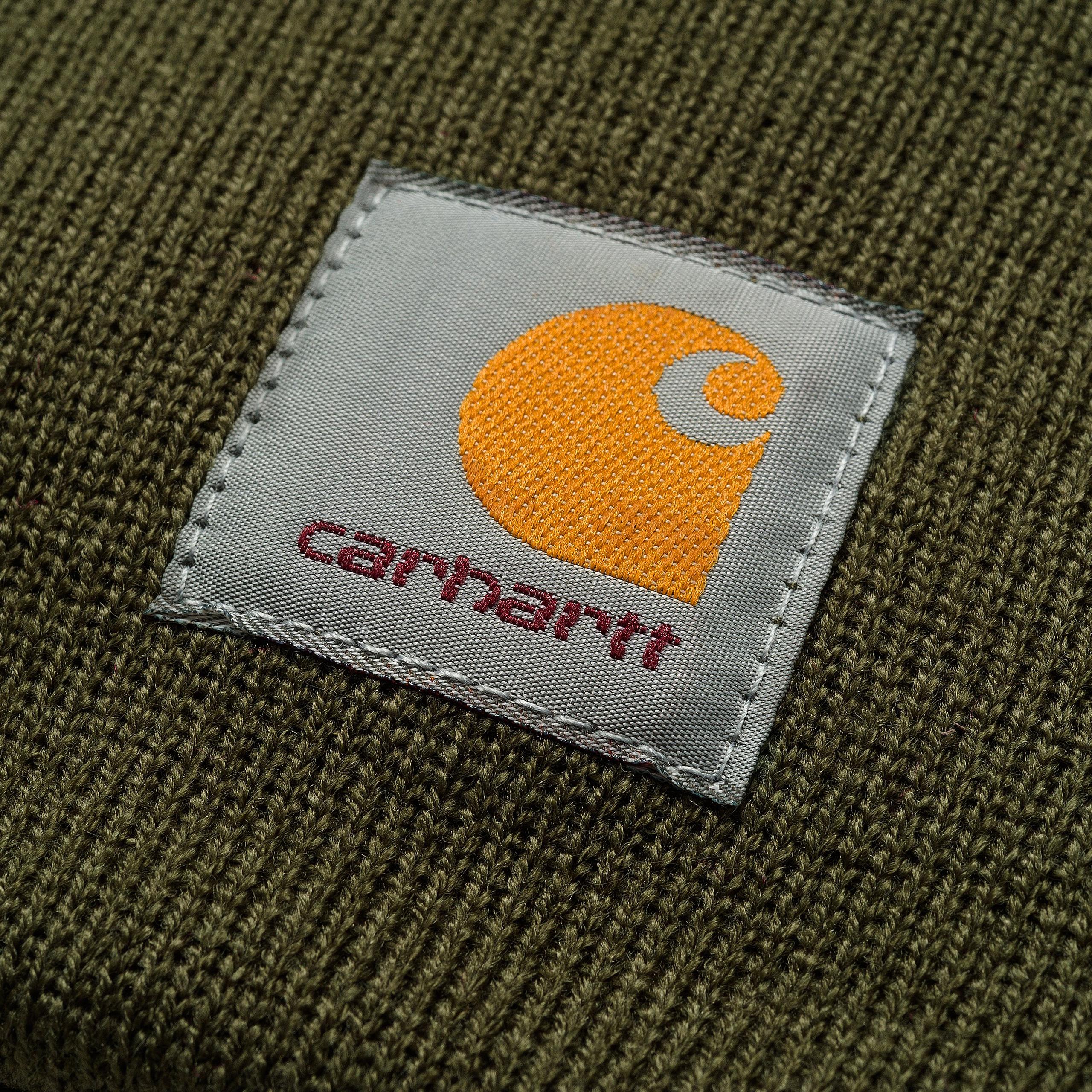 Beanie - Green - Carhartt wip