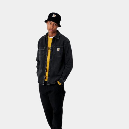 Camicia - Salinac Black - Carhartt Wip
