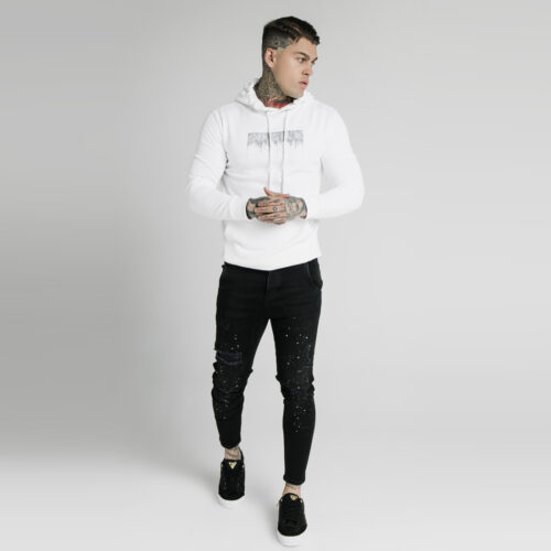 Felpa Creep White SikSilk
