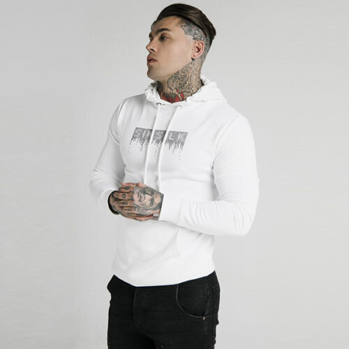 Felpa - Creep White - SikSilk