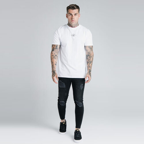 T-Shirt - Essential Wax - SikSilk