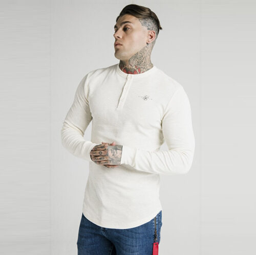Maglia - Long Botton - SikSilk
