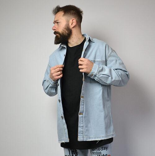 Camicia - Jeans Cross - Handmade