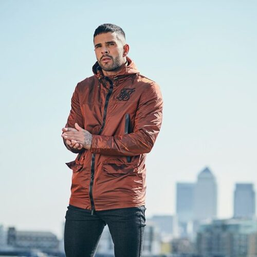 Windbreaker - Volcano Red - SikSilk