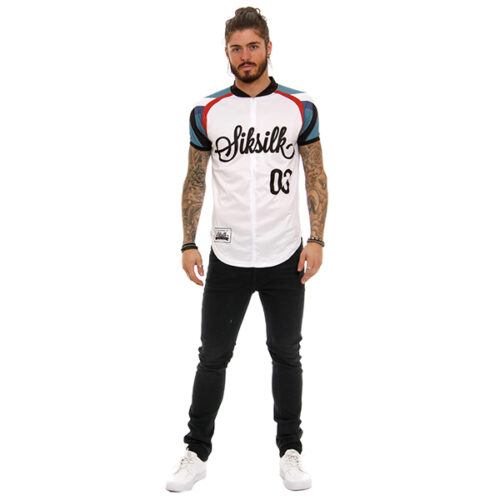 T-Shirt - Retro Baseball - SikSilk