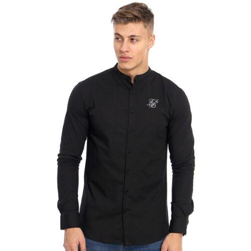 Camicia - Coreana Black - SikSilk