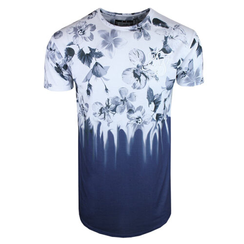 T-Shirt - Floral Rush - SikSilk
