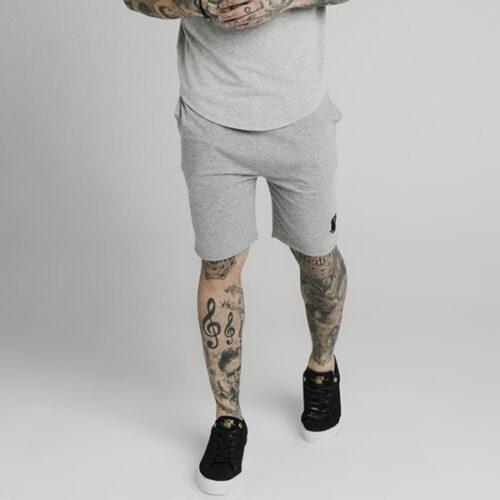 Pantaloncino - Jersey Grey - SikSilk