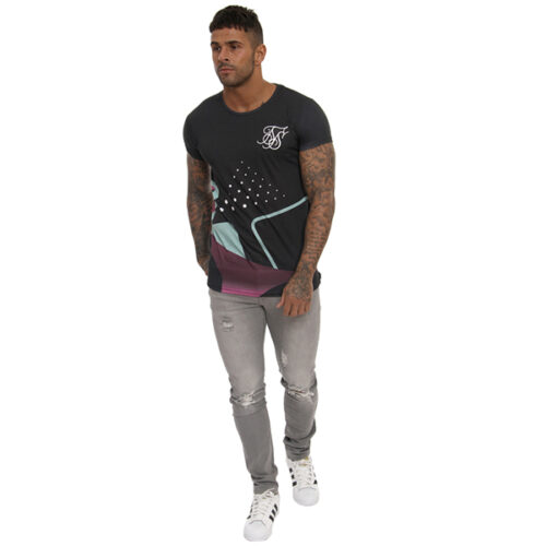 T-Shirt – Vibe Retro – SikSilk