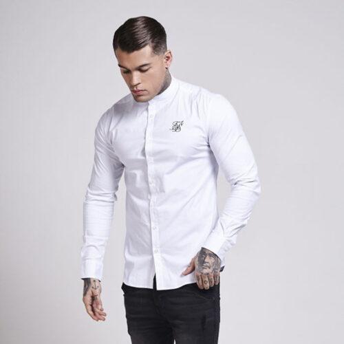 Camicia - Coreana White - SikSilk