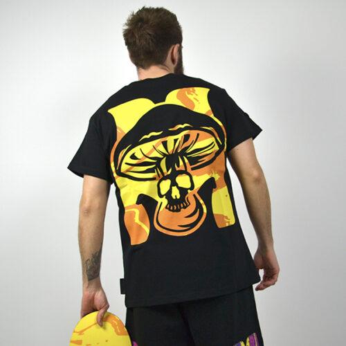 T-Shirt - Big Logo - Mushroom