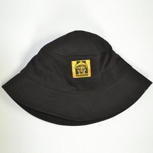 Cappello - Bucket Black - Mushroom