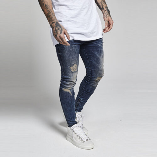 Jeans - Road Rise - SikSilk