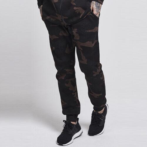 Pantalone - Tuta Camo - SikSilk