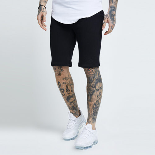 Pantaloncino - Standard Black - SikSilk