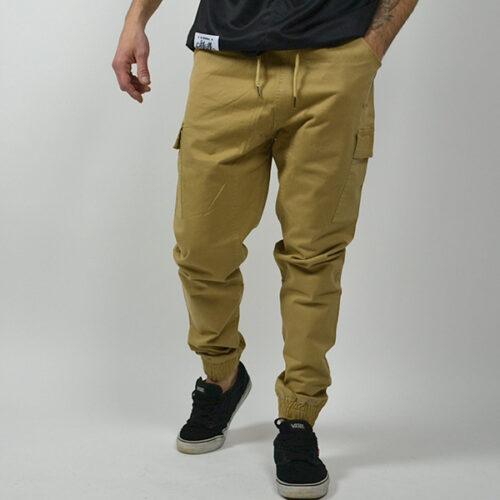 Pantalone - Cargo Beige - Illusive London