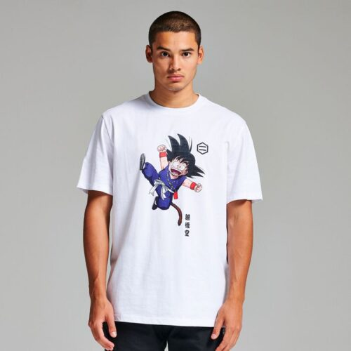 T-Shirt - Goku & Shenron - Dolly Noire