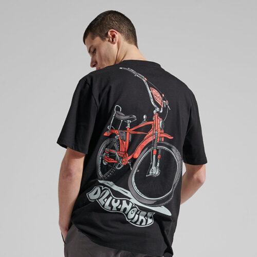T-Shirt - Bike - Dolly Noire