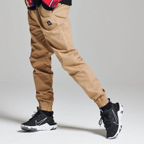 Pantalone - RipStop Beige - Dolly Noire